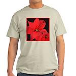 Poinsettia Light T-Shirt