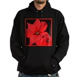 Poinsettia Hoodie (dark)