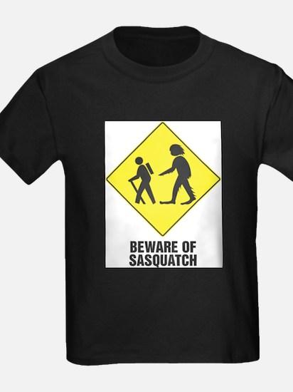 Beware of Sasquatch T