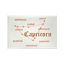 Capricorn Rectangle Magnet