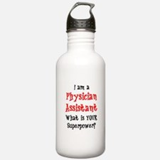 Unique Physician assistant Water Bottle
