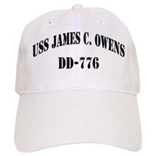 USS JAMES C. OWENS Baseball Cap