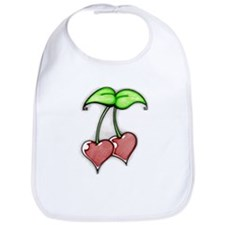 Cherry Lovers Bib
