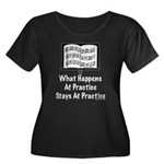 What Happens At Practice Orchestra Women's Plus Si