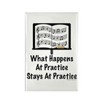 What Happens At Practice Orchestra Rectangle Magne