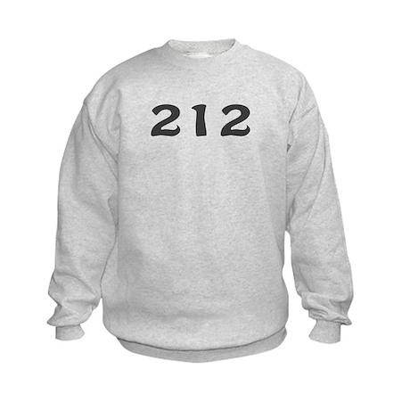 212 Area Code Kids Sweatshirt