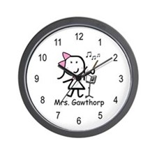 Conductor - Gawthorp Wall Clock