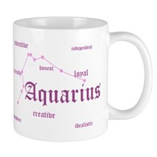Aquarius Small Mug