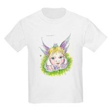 Cute Faery Kids T-Shirt
