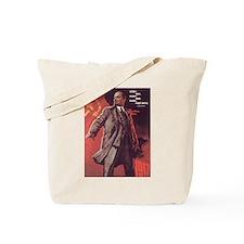 Lenin will be forever CCCP Tote Bag