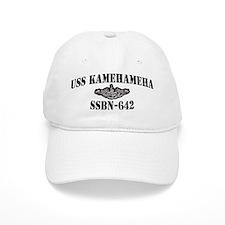 USS KAMEHAMEHA Baseball Cap