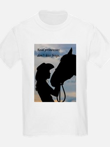 Real Princesses color T-Shirt