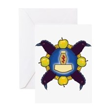 Troth Logo Greeting Card