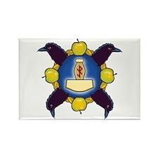 Troth Logo Rectangle Magnet