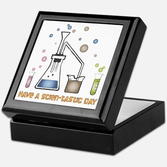 Scien-tastic Day Science Keepsake Box