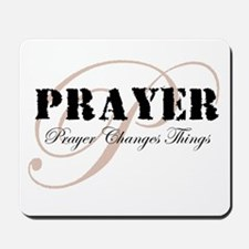 Prayer Mousepad
