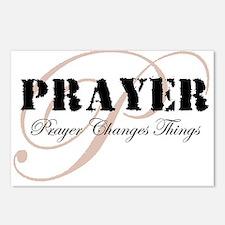 Prayer Postcards (Package of 8)