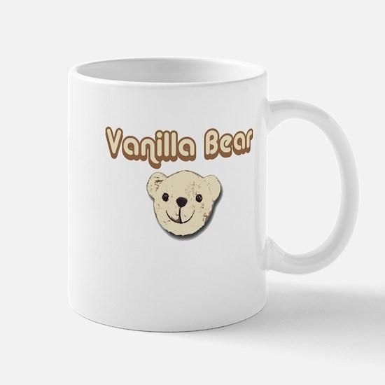Vanilla Bear Mug