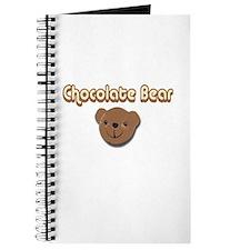 Chocolate Bear Journal