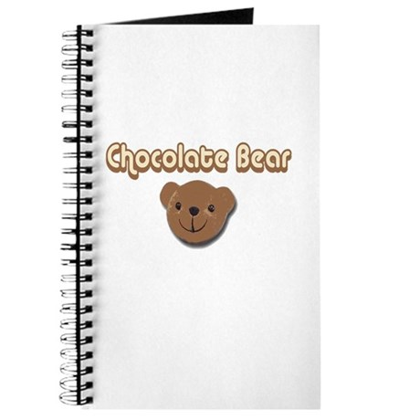 Chocolate Bear Journal