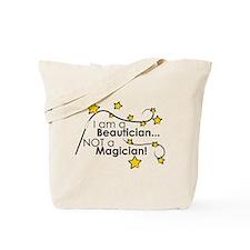 Beautician Magician Tote Bag