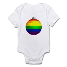 Rainbow Ornament Infant Bodysuit
