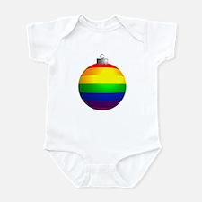 Rainbow Ornament Infant Bodysuit