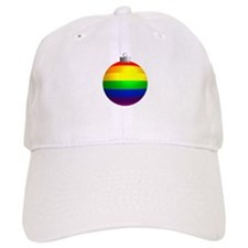 Rainbow Ornament Baseball Cap