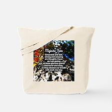 MAJESTIC TREES POEM - Tote Bag