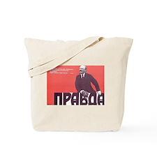 Lenin CCCP Tote Bag