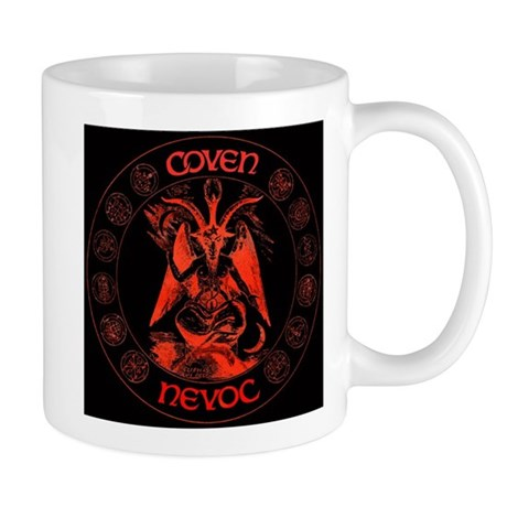 Coven Goat Mug for thy Witches Brew
