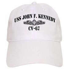 USS JOHN F. KENNEDY Baseball Cap