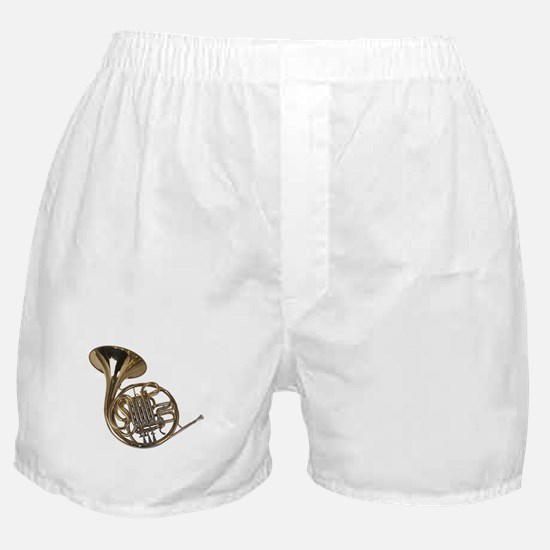French Horn Boxer Shorts
