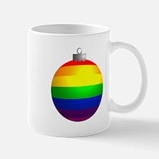 Rainbow Ornament Mug