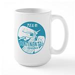 Team Continental Large Mug