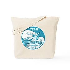 Team Continental Tote Bag
