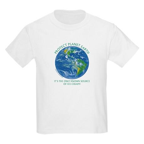 Source IceCream - Kids Light T-Shirt
