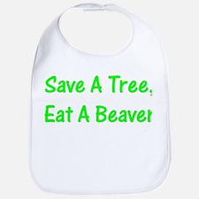 Save A Tree - Bib