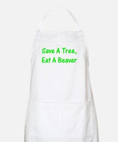 Save A Tree - BBQ Apron