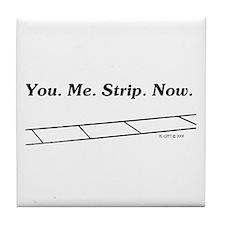 Strip Tile Coaster