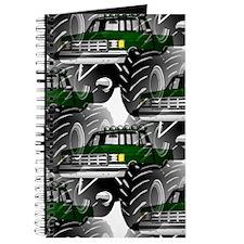 GREEN MONSTER TRUCKS Journal