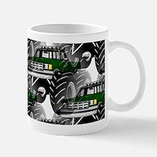 GREEN MONSTER TRUCKS Mug
