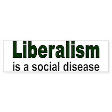 Social Disease Bumper Sticker (50 pk)