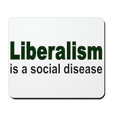 Social Disease Mousepad