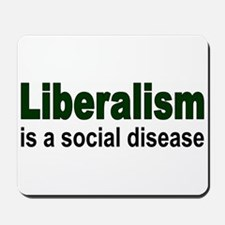Social Disease Mousepad