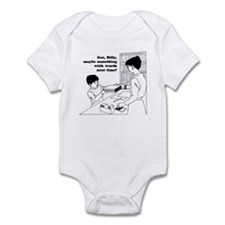 Gee, Billy Infant Bodysuit