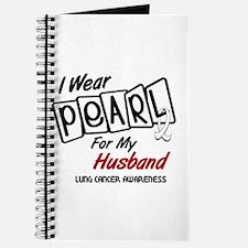 I Wear Pearl For My Husband 8 Journal