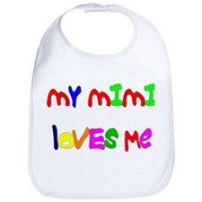 My Mimi Loves Me! (Croobie) Bib