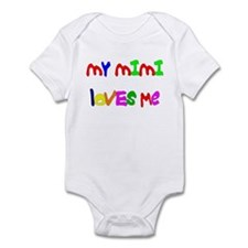 My Mimi Loves Me! (Croobie) Infant Bodysuit