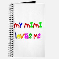 My Mimi Loves Me! (Croobie) Journal